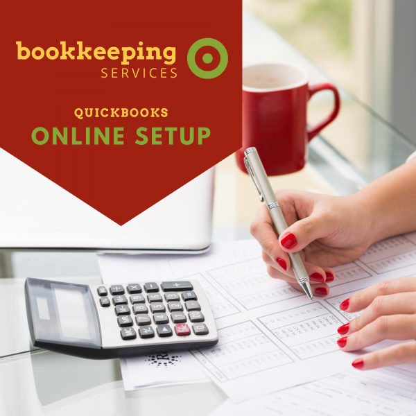 Quickbooks Online Bookkeeping Set Up Services