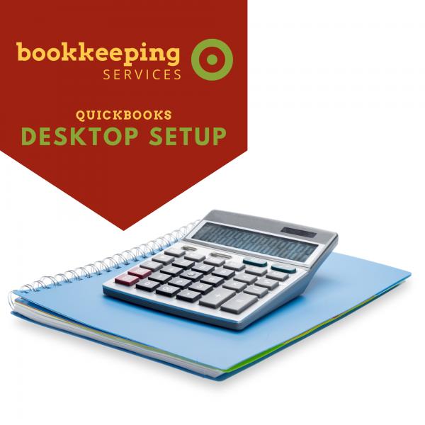 Quickbooks Desktop Setup