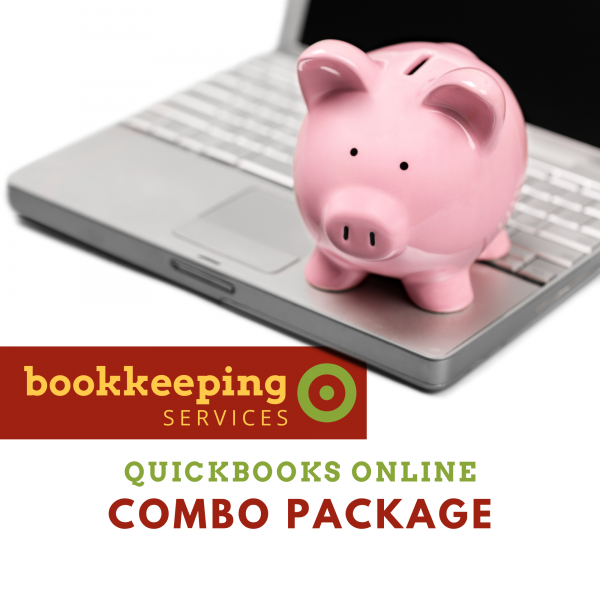 Quickbooks Online Bookkeeping Services Combo Package